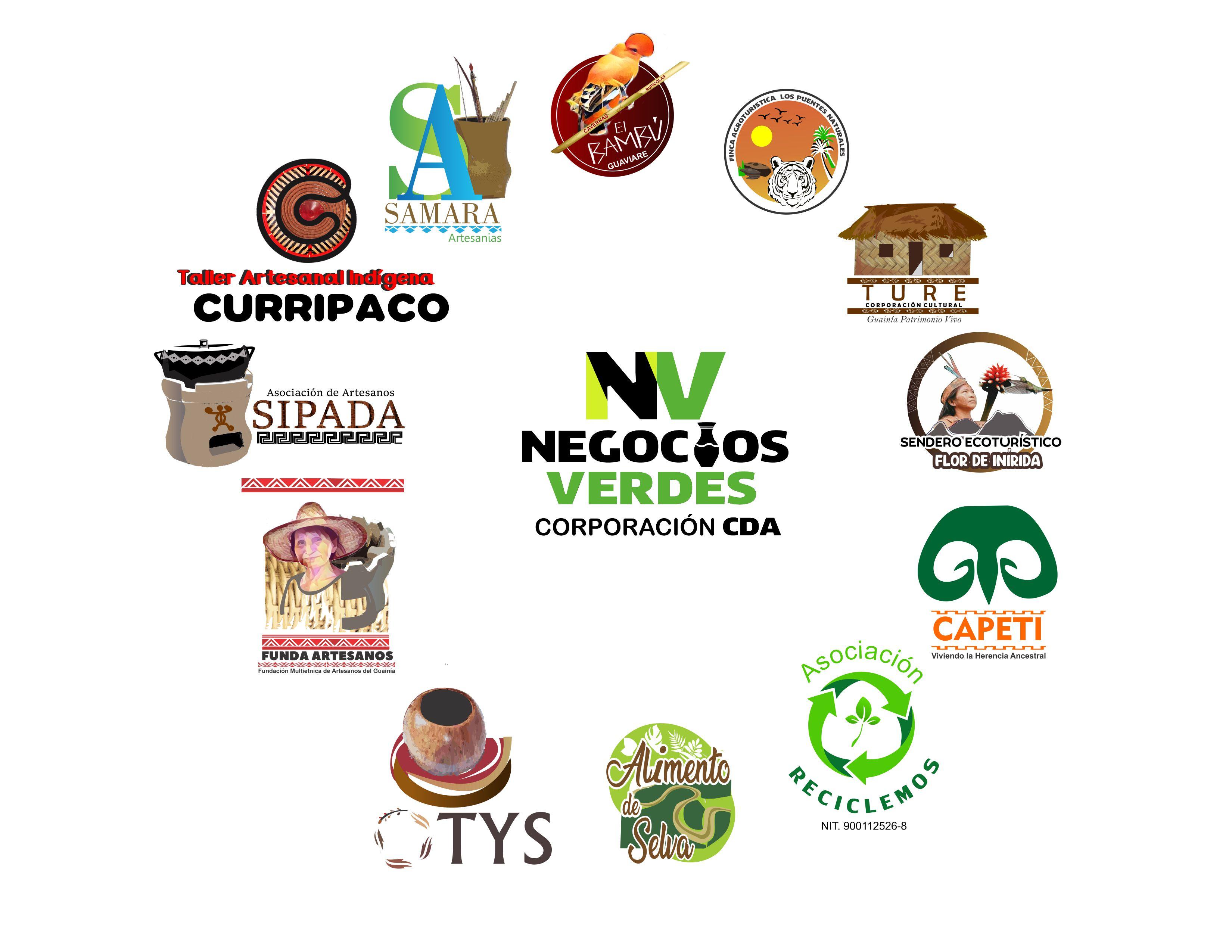 imagen alusiva a  Fortalecimiento a Negocios Verdes en su imagen Corporativa