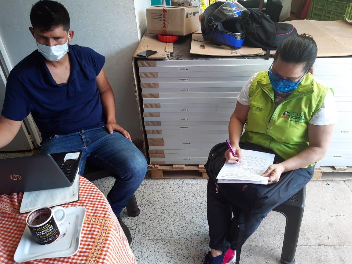 imagen alusiva a  Formulación de Planes de Manejo para Buenas Prácticas Extractivas en el Guaviare