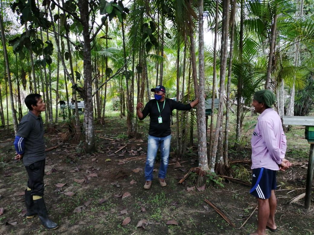 imagen alusiva a  Visita a los Negocios Verdes de la zona Ramsar