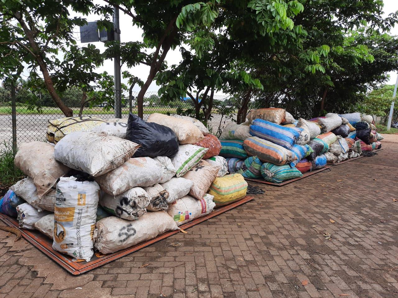 imagen alusiva a  Reciclar Vaupés, un Negocio Verde con compromiso social