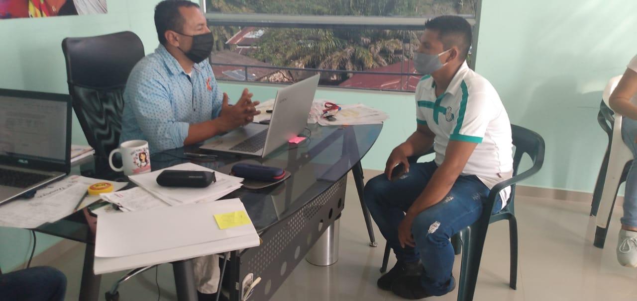 imagen alusiva a  Socialización del proyecto Negocios Verdes en el municipio de Carurú - Vaupés